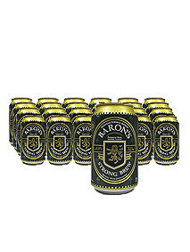 Baron's Strong Brew Beer 330ml x 24 Cans Carton