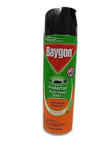 Baygon Multi Insect Killer Insecticide with Long Last Effect 500ml