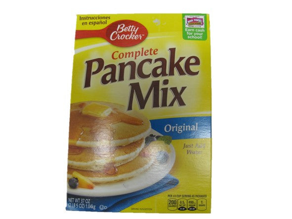 Betty Crocker Complete Pancake Mix Original
