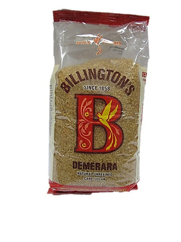 Billington's Demerara Natural Unrefined Cane Sugar 1kg