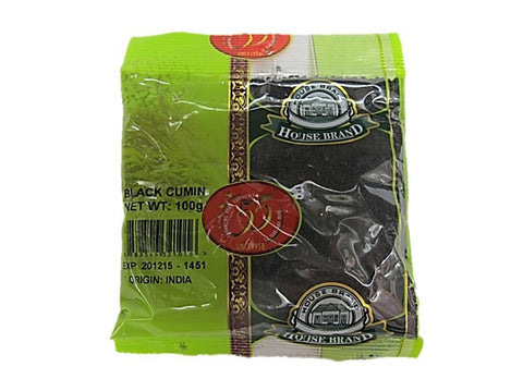 House Brand Black Cumin 100g