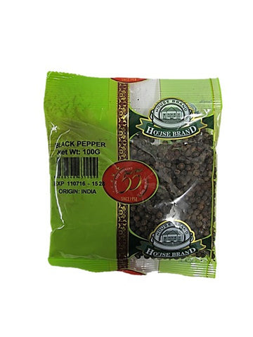 House Brand Black Pepper 100g