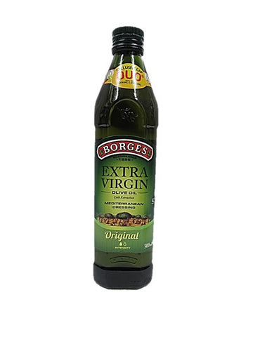 Borges Extra Virgin Olive Oil Mediterranean Dressing Original
