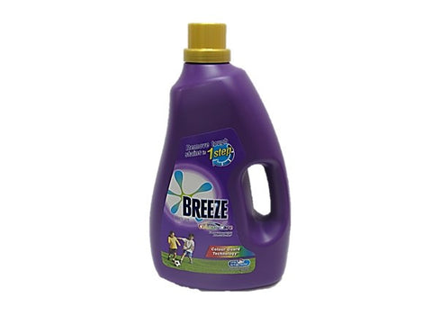 Breeze Clothes Washing Liquid Detergent 2.5kg