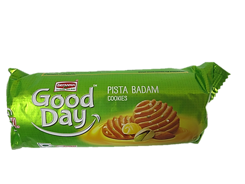 Britannia Good Day Pista Badam Cookies 100g