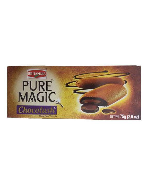 Britannia Pure Magic Chocolush 75g