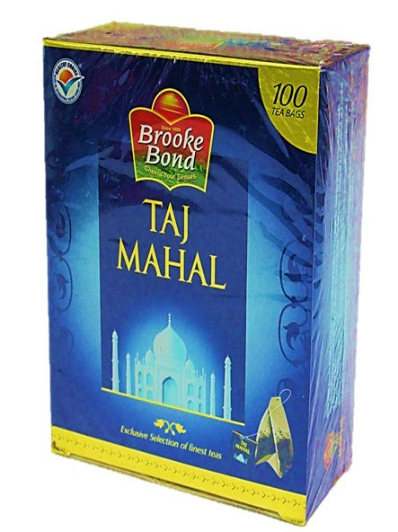 Brooke Bond Taj Mahal 100 Teabags