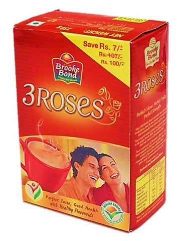 Brooke Bond 3 Roses Tea 250g