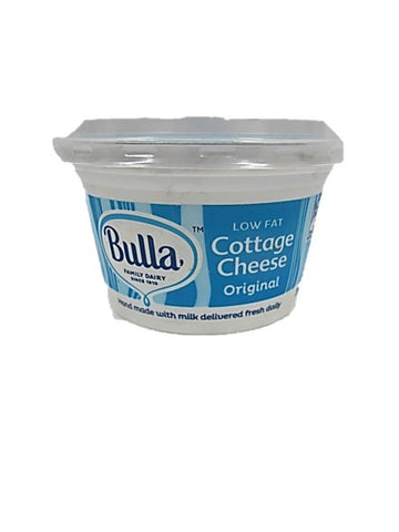 Bulla Low Fat Cottage Cheese Original 200g