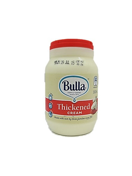 Bulla Thickened Cream 300g