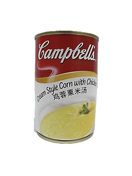 Campbell's Cream Style Corn with Chicken 310g