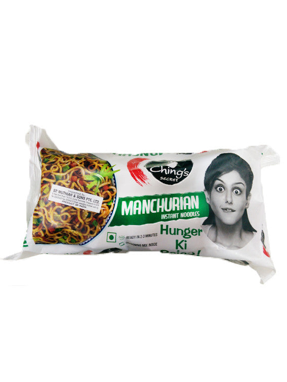 Ching's Secret Manchurian Instant Noodles 240g