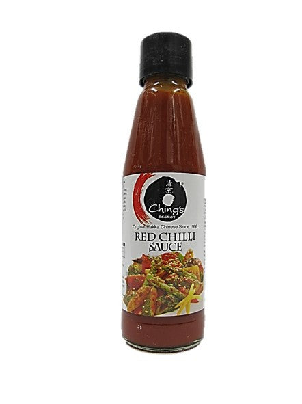 Ching's Secret Red Chilli Sauce 200g