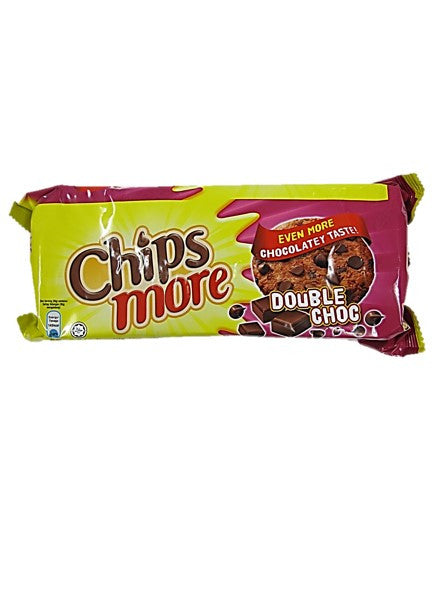 Chips More Double Choc 180g