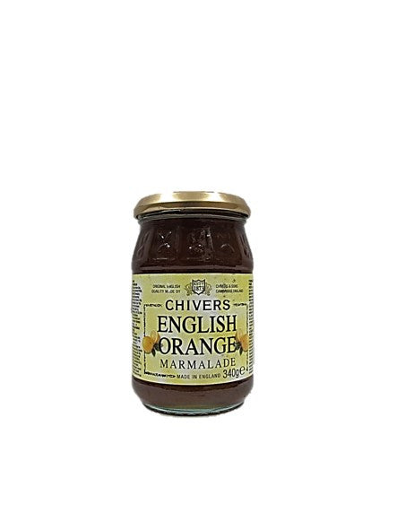 Chivers English Orange Marmalade Jam 340g