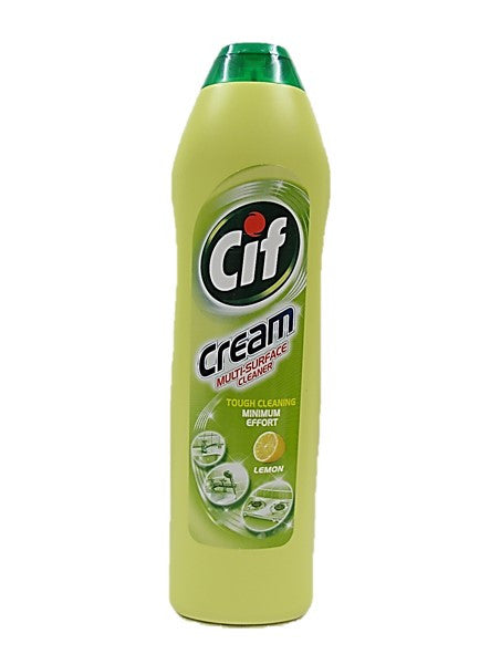 Cif Cream Multi Surface Cleaner 500ml