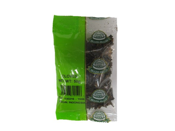 House Brand Cloves 50g