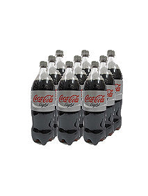 Coca Cola Light Bottles 1.5L x 12 Carton