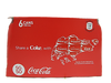 Coca Cola Original (Pack of 6 x 330ml)