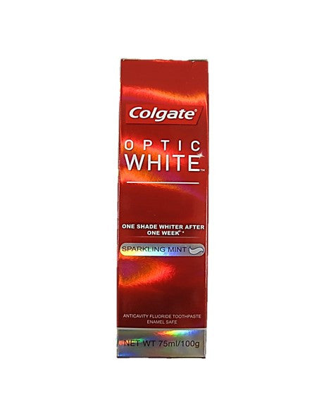 Colgate Optic White Sparkling Mint 100g