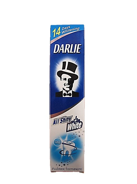 Darlie All Shiny White 14 Days Whitening Fluoride Toothpaste 160g