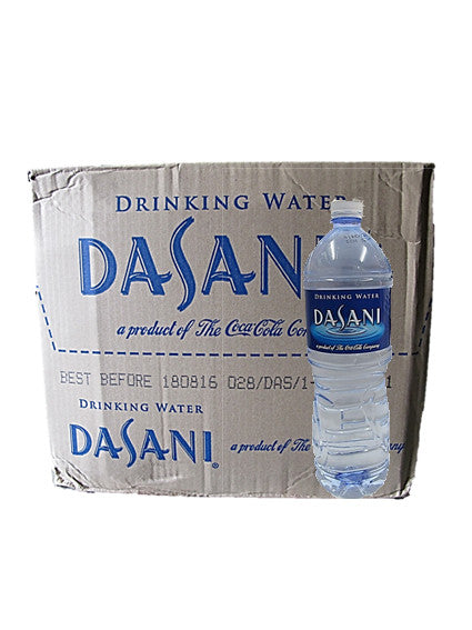 Dasani Drinking Mineral Water 1.5L Bottles X 12 Carton