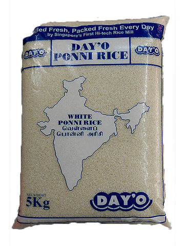 Day'O Ponni Rice 5kg