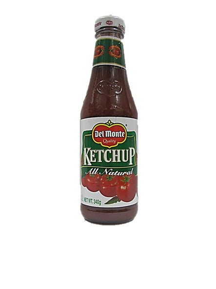 Del Monte Quality Ketchup Sauce 340g