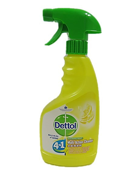 Dettol 4in1 Multi Action Cleaner Disinfectant 500ml