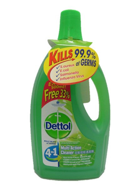 Dettol 4in1 Multi Action Floor Cleaner 2L