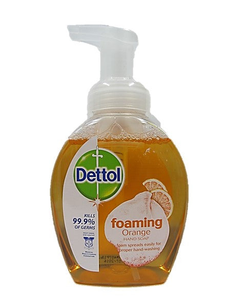 Dettol Foaming Hand Soap
