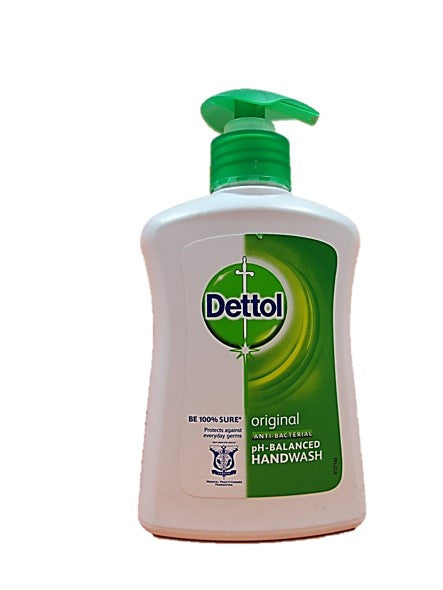 Dettol Anti-Bacterial pH Balanced Handwash 250ml
