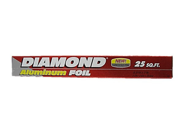 Diamond Aluminium Foil Heavy Duty
