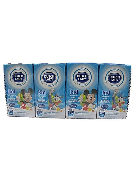 Dutch Lady Milk Kid Size (6 Packets)