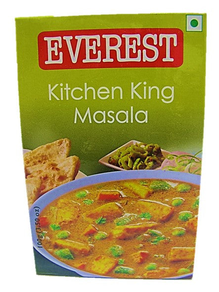 Everest Kitchen King Masala 100g