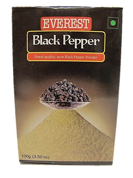 Everest Black Pepper 100g