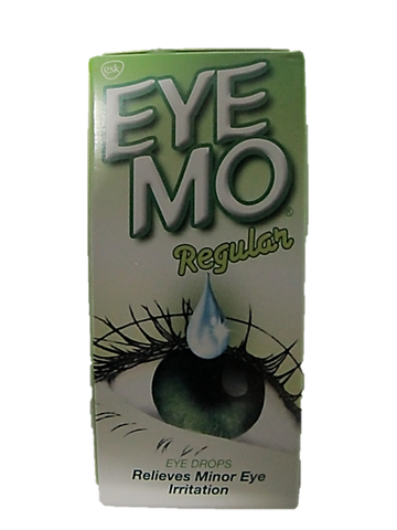 Eye Mo Regular Eye Drops Relieves Minor Eye Irritation 15ml
