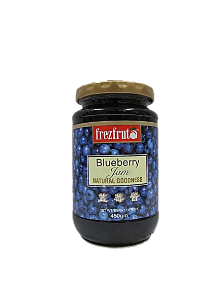 Frefrut Blueberry Jam 450g