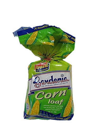 Gardenia Corn Loaf Bread 400g