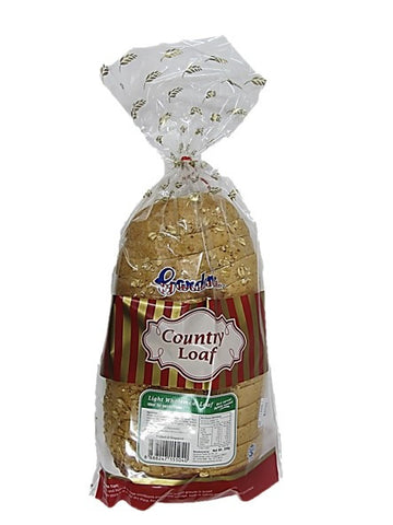 Gardenia Light Wholemeal Country Loaf Bread 330g