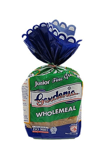 Gardenia Junior Fine Grain Wholemeal 310g