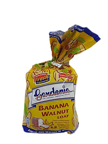 Gardenia Banana Walnut Loaf Bread 400g