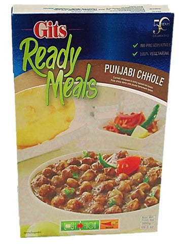 Gits Ready Meals Punjabi Chhole 300g