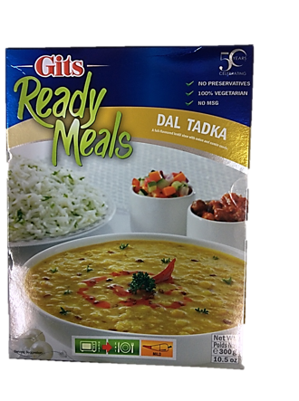Gits Ready Meals Dal Tadka 300g