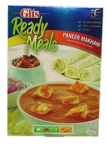 Gits Ready Meals Paneer Makhani 285g