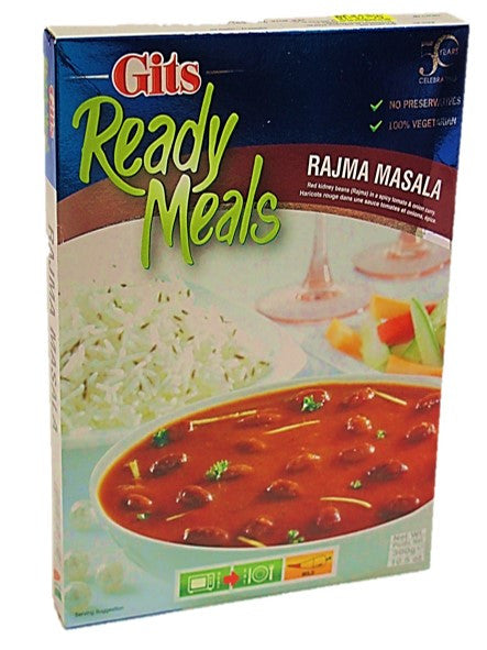 Gits Ready Meals Rajma Masala 300g