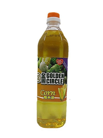 Golden Circle Low Trans Fat Corn Oil 1L