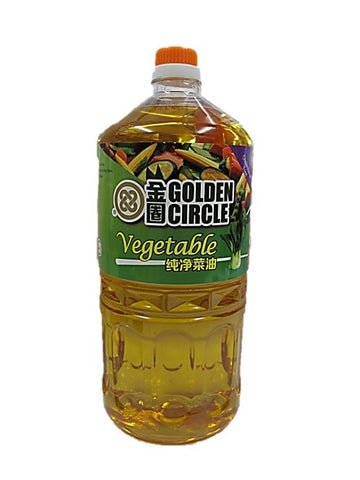 Golden Circle Vegetable Oil Cholesterol Free 2L