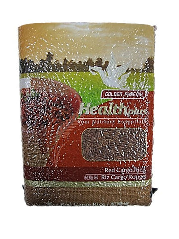 Golden Phoenix Healthplus Red Cargo Rice 1kg
