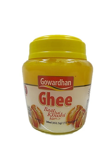 Gowardhan Ghee 500ml